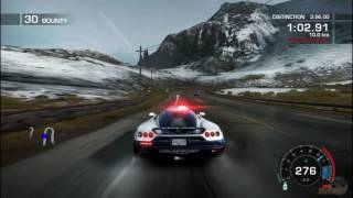 Need For Speed Hot Pursuit- PART 62 Swedish Swoop