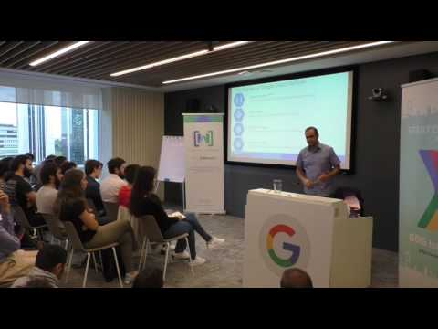 Mete Atamel - Building Node.js apps on Google Cloud Platform (GDG Istanbul Eylül Etkinliği'16)