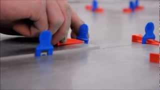 Perfect level - system poziomowania płytek, Nivelliersystem