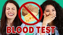 Women Test Themselves For Food Sensitivities