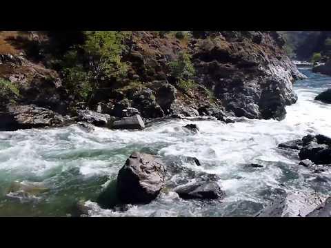 Scout of Freight Train Nordheimer Run Salmon River California