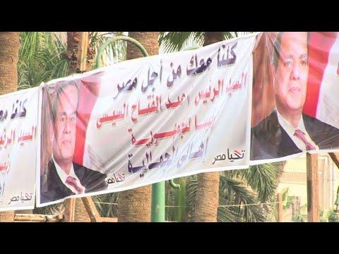 في الحي الذي نشأ فيه السيسي تأييد واسع للرئيس المصري رغم الشكوى من الغلاء
