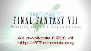 "Final Fantasy VII ""Lunatic Moon"" (Red XIII/Cosmo Canyon) by Sixto Sounds, zircon"