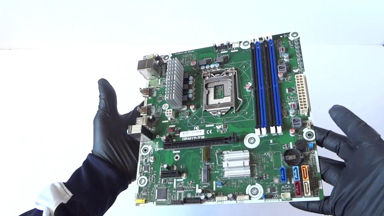IPM17-TP Rev: 1 04 Motherboard