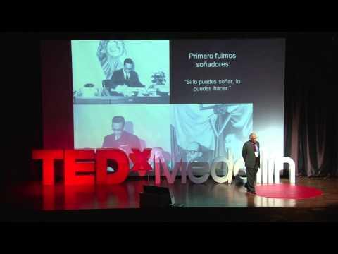 Creación de colciencias -- el satélite | Alberto Ospina Taborda | TEDxMedellin