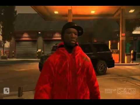 GTA IV 50 Cent