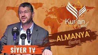 Kur'an'ın Sevdalısı Olmak: Abdullah b. Mes'ud (ra) | Muhammed Emin Yıldırım (Almanya - Berlin)