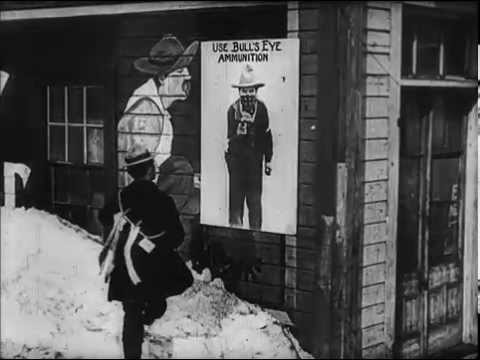 Buster Keaton The Frozen North 1922