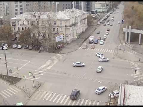 ДТП Челябинск Энгельса