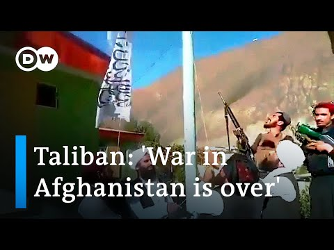 Taliban claim to have full control of Afghanistan, including Panjshir | DW News