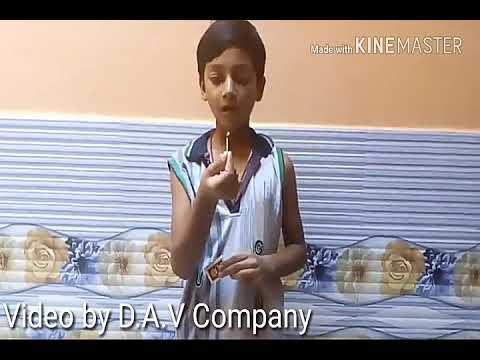 Magic video by D.A.V Company!