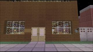 Roblox et Minecraft Se rencontrent (fr) Machinima