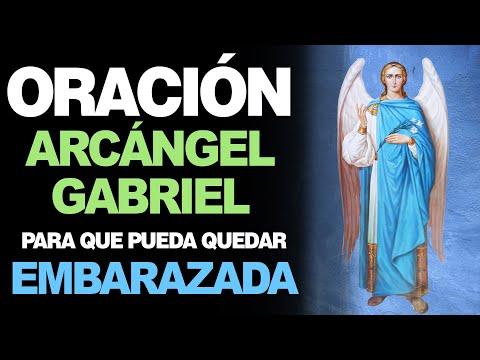 🙏 Milagrosa Oración al Arcángel Gabriel PARA EL EMBARAZO. ¡Simple y Efectiva! 🤰