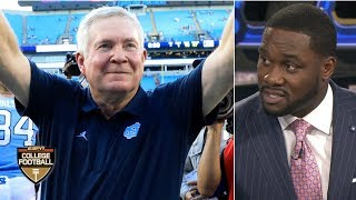 Mack Brown's passion for the game will make UNC successful this year - Jon Beason | All ACC thumbnail