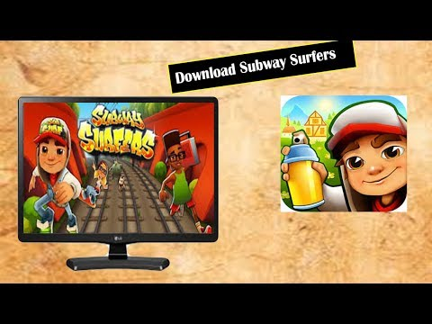 download subway surfer for windows 7