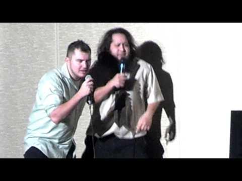 Todd and James RCI Karaoke