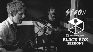 "Spoon - ""I Summon You"" + ""Rent I Pay"" (Collective Arts Black Box Sessions)"