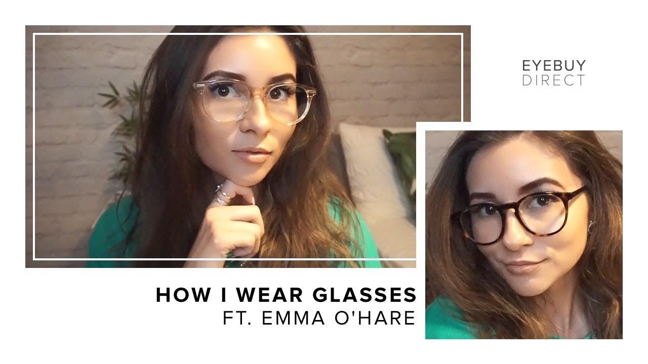 6f1b5592d5c How to Wear Glasses