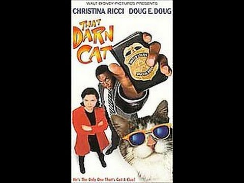 To That Darn Cat! ReMake 1997 VHS