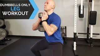 Legs Dumbbell Workout