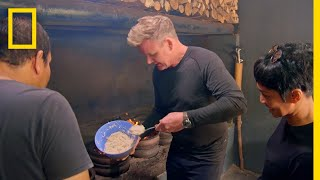 Gordon Tries Bika | Gordon Ramsay: Uncharted