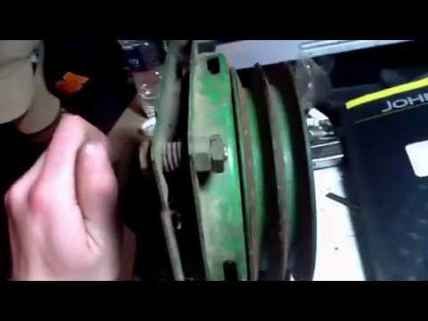 Electric Clutch Youtube. Electric Clutch. John Deere. John Deere 420 Pto Diagram At Scoala.co