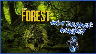 #The Forest [CO-OP] - (Horror, survival) | Telugu | - #streamerMonkey #MonkeyYT