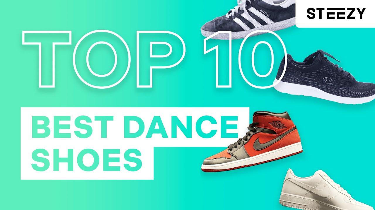 newest a6a79 a4d42 Our Top 10 Best Shoes Sneakers For Dancing   Dance Tips   STEEZY.CO ...