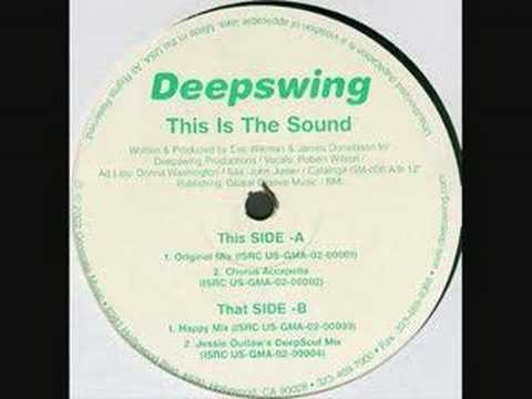 Deepswing - This Is The Sound
