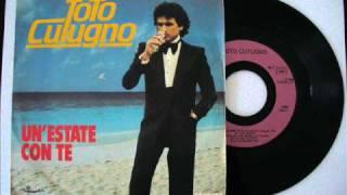 Toto Cutugno - Un'estate con te (1983)