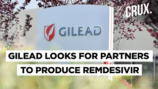 Gilead To Work With Indian Pharma Companies For Making Covid-19 Drug