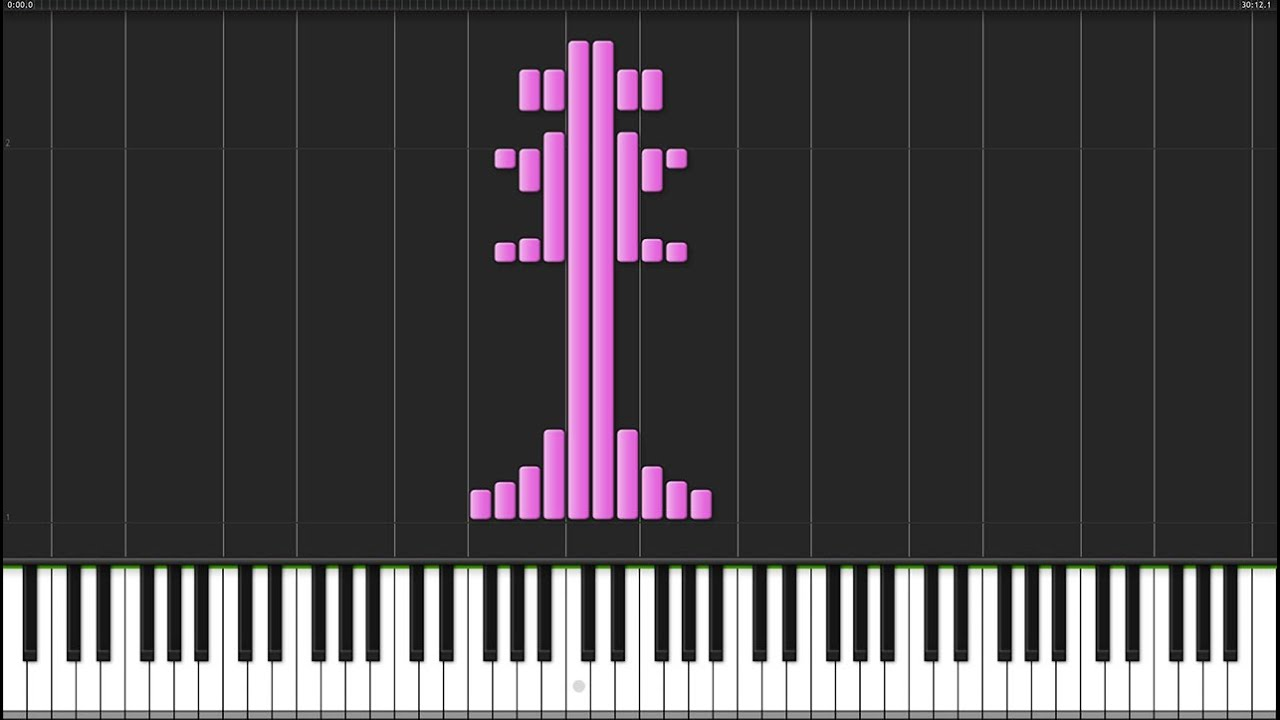 how to play this game on piano