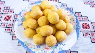 як зробити картопляні кульки