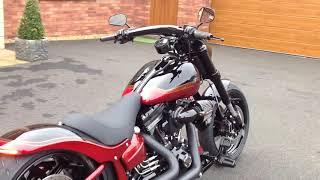 2017 Harley Davidson CVO PRO-Street Breakout customise
