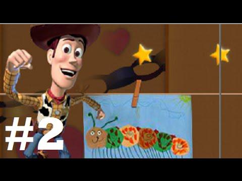 Toy Story 3 - Toys Daycare Dash Walkthrough Part 2 | Disney Pixar UK