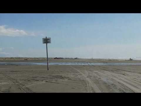 Ocean Beach Driving