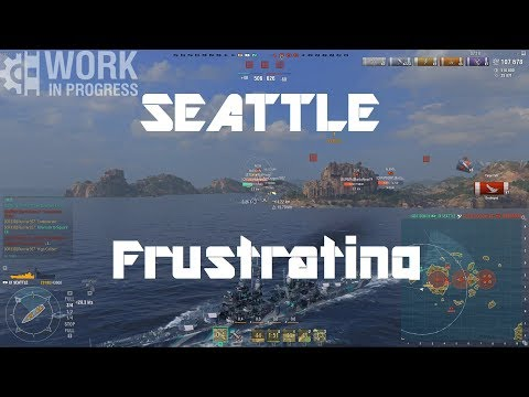 Seattle [WiP] - Frustrating Experience