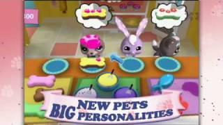 Littest PetShop Friends - Первый видеоролик