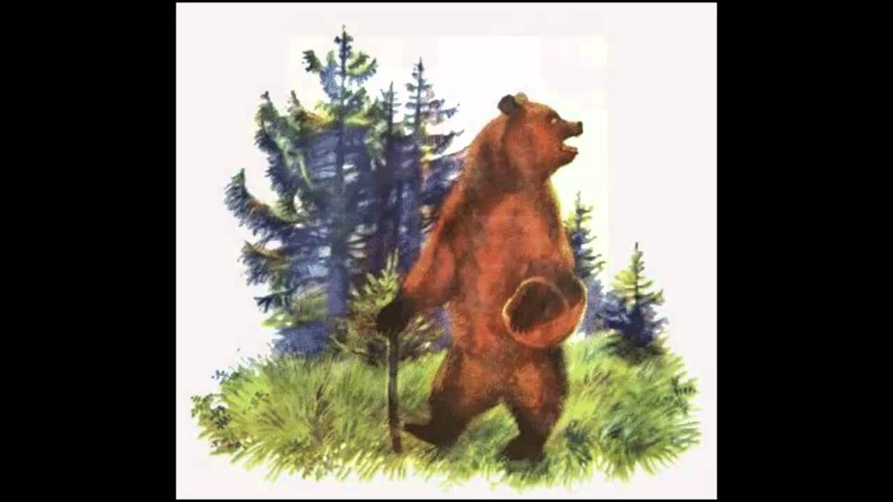 Маша и Медведь Аудиосказки для малышей - YouTube