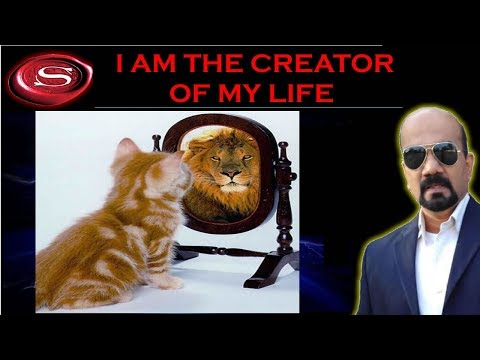 I am the creator of my Life - i am creator of my life.....a successful life   Wilfred Stanley