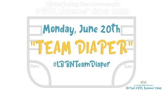 ABDL Summer Camp: 🧷 TEAM DIAPER 🧷