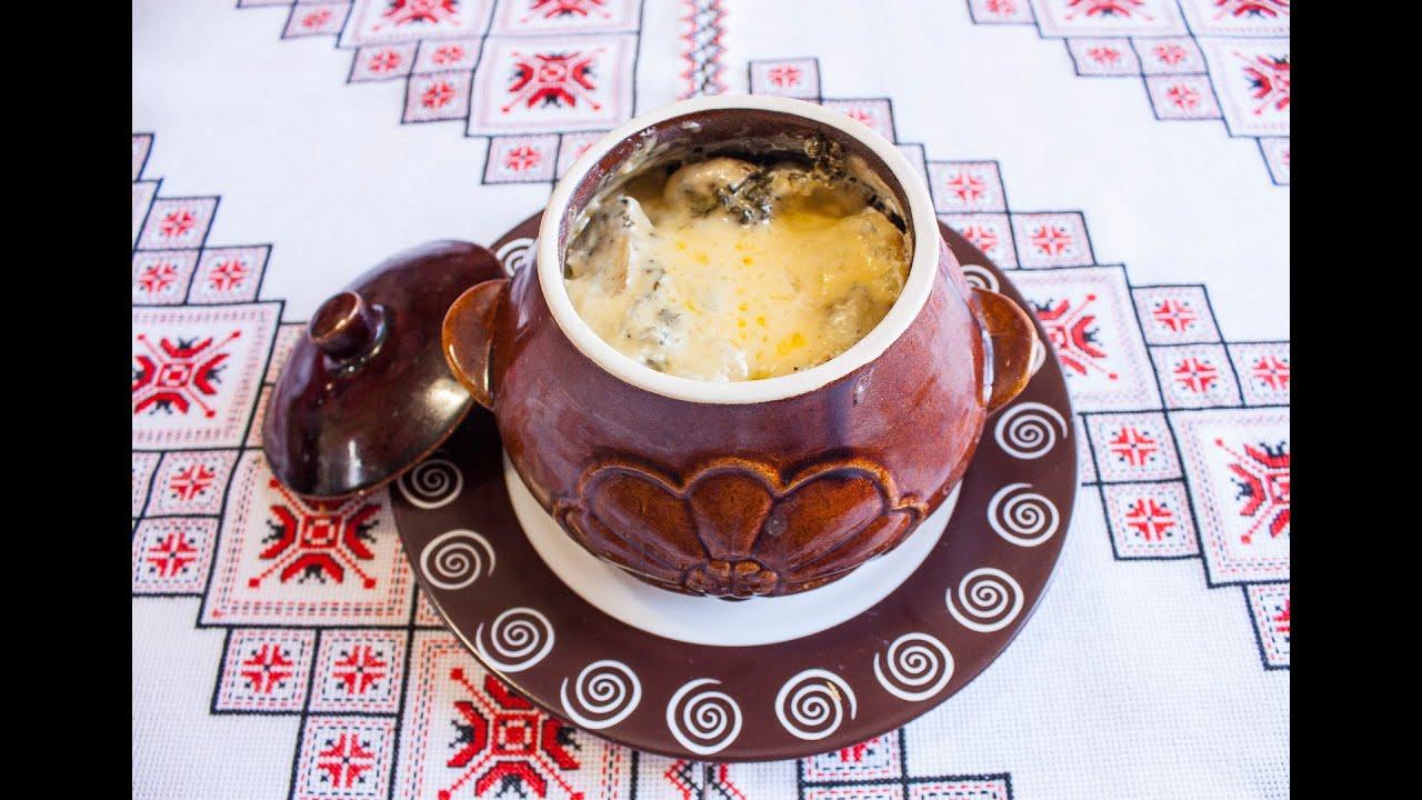 Блюда в горшочках с картошкой мясом грибами и картошкой в духовке рецепт 89