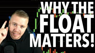 why stock float matters day trading