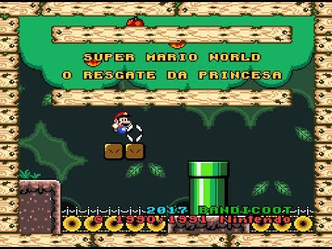 ? Super Mario World. O Resgate da Princesa SNES !loots