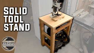 DIY Tool Stand made from 2x4s | Woodworking