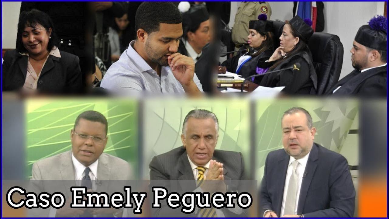 En Hoy Mismo hablan de la indignación por sentencias en caso Emely Peguero y los actos de vandalismo