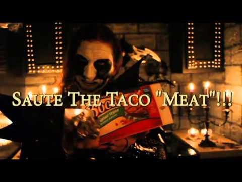 Vegan Black Metal Chef Episode 12 – Ultimate Nachos and Tacos