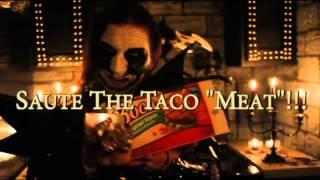 Vegan Black Metal Chef Episode 12 - Ultimate Nachos And Tacos