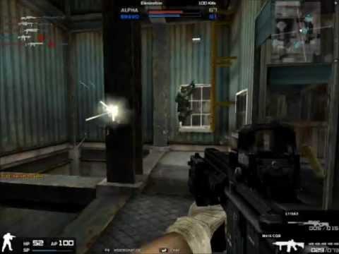 Combat Arms Map Rattlesnake Playthrough [HD]