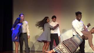 2017 Otago University SLSA Cultural Night Couples Dance. DUNEDIN, NEW ZEALAND.